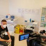 Managerul  Spitalului Municipal Municipal A primit cadou de ziua sa, vaccinarea părinților săi